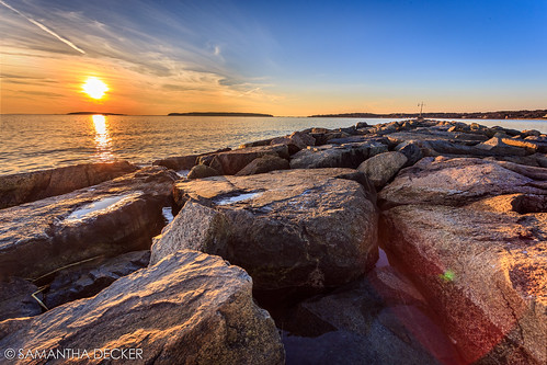 sunset ma capecod massachusetts newengland wideangle canonef1740mmf4lusm wellfleet uwa indianneckbeach canoneos6d samanthadecker adobephotoshopcs6