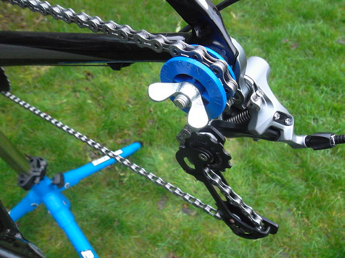 Park Tool PRS-20 Morgan Blue chain keeper