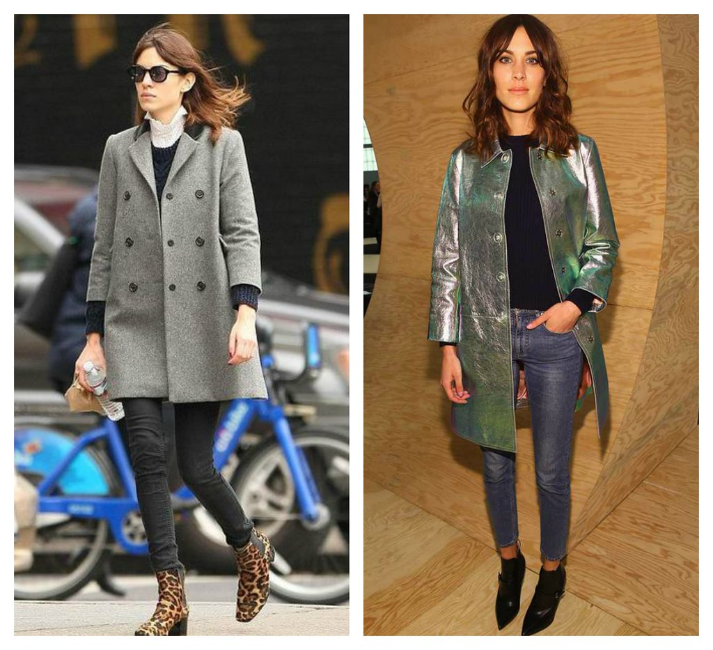 Alexa Chung tailored jackets