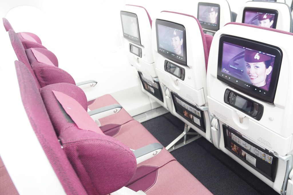 Qatar Airways  Launch of the Airbus A350XWB -004