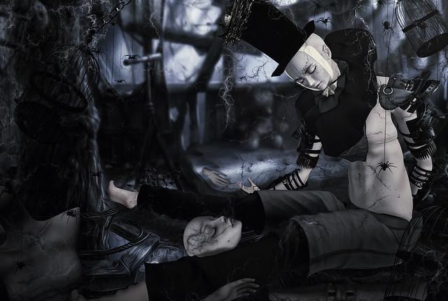 DOLLHOUSE: The Broken Doll