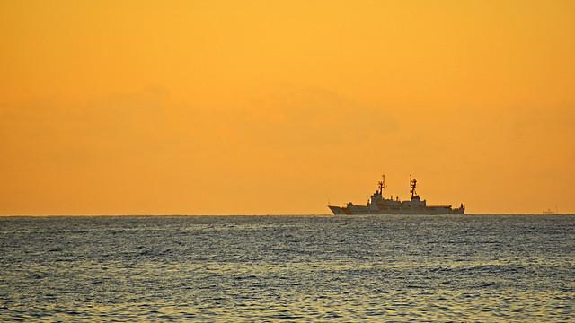Coast Guard Orange