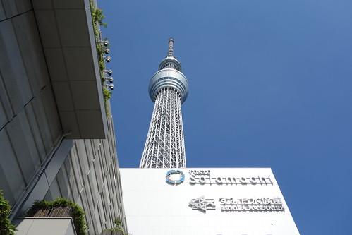"TOKYO SKYTREE_3 ""東京スカイツリー"" の写真。"