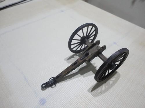 IMEX 1:32/54mm Confederate Cannon Set ref 781 16302225192_aea02401a2