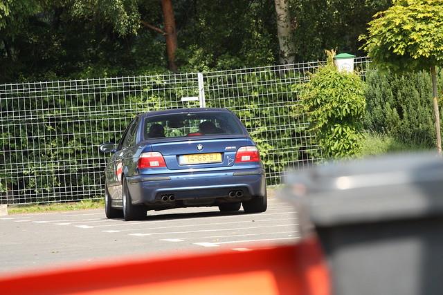BMW E39 M5 2