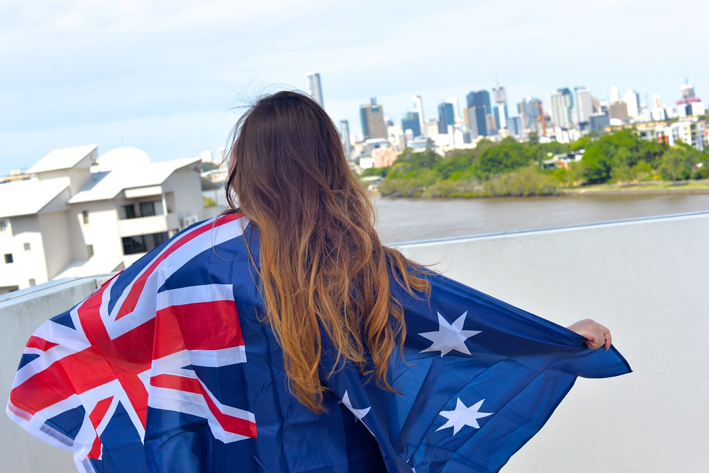 What do Australians do on Australia Day?