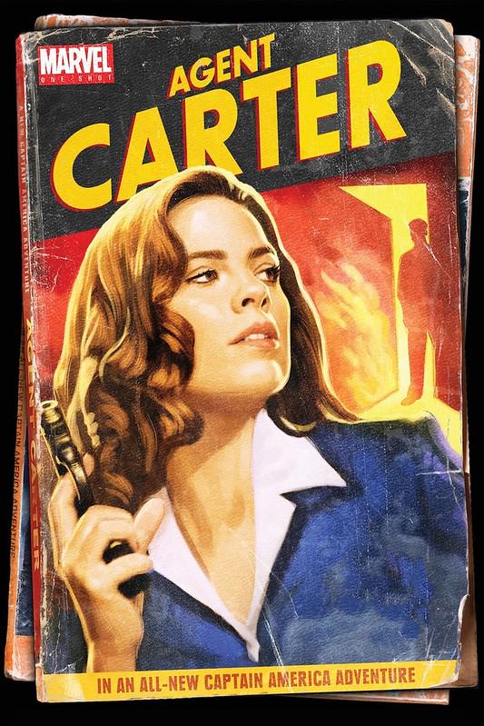 Marvel One-Shot - Agent Carter - Poster 1