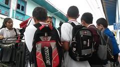 Transporte escolar campesino