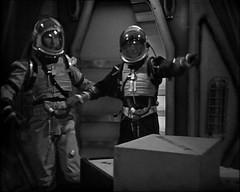 3 Spacesuits