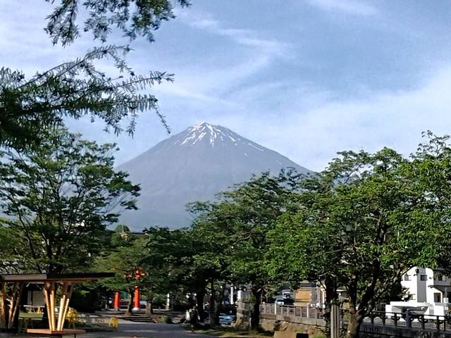 富士山 淺間大社 (1)