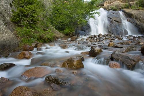park longexposure water creek waterfall colorado coloradosprings co helenhuntfalls nikond600 northcheyennecañon sigma1224mmf4556ii