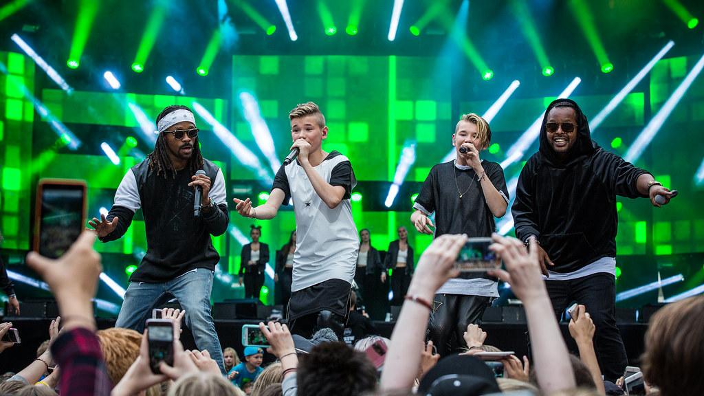 Marcus & Martinus feat. Madcon - VG-lista Topp 20 - Rådhusplassen 2016