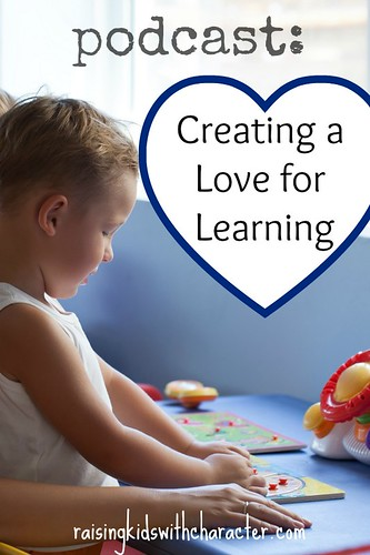 Podcast: Creating a Love for Learning