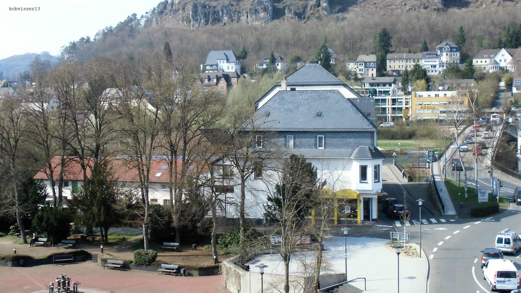 Elevation of gerolstein germany maplogs for Hotels in eifel germany