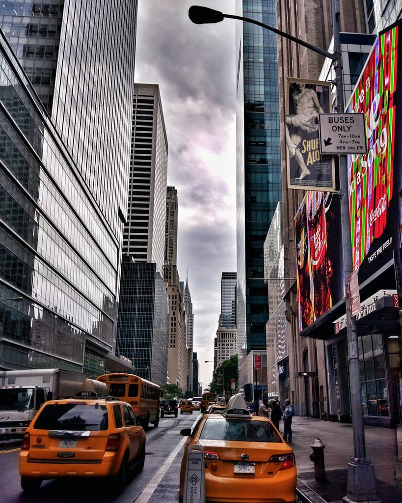 Just NYC  #nyc #Newyork #newyorkcity #newyorkcitylife #manhattan #street #city #cab #taxi #Yellow #colorful #colors #travelgram #Travel #trip #Photo #photography #architecture #archilovers #building #buildings #skyscraper #modern #iloveny #ilovenyc #newyo