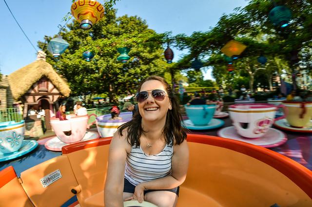 Melissa spinning
