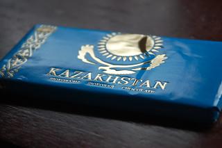 Kazakh Chocolate!