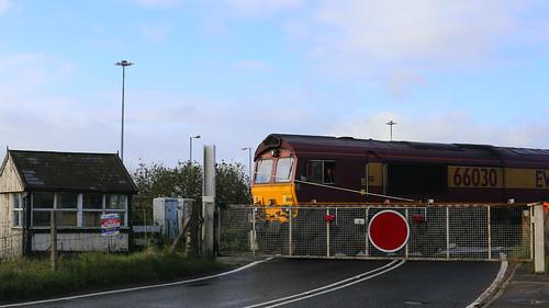 """""""The Doctor Hoo"""" at Grain Crossing, Hoo, Kent"""