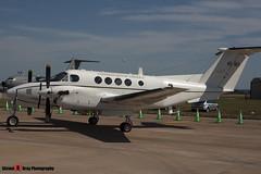 84-0163 - BL-93 - US Army - Beech C-12U Huron B200C - Fairford RIAT 2006 - Steven Gray - CRW_1910