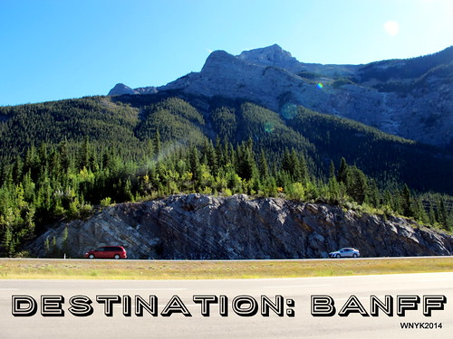 Destination: Banff
