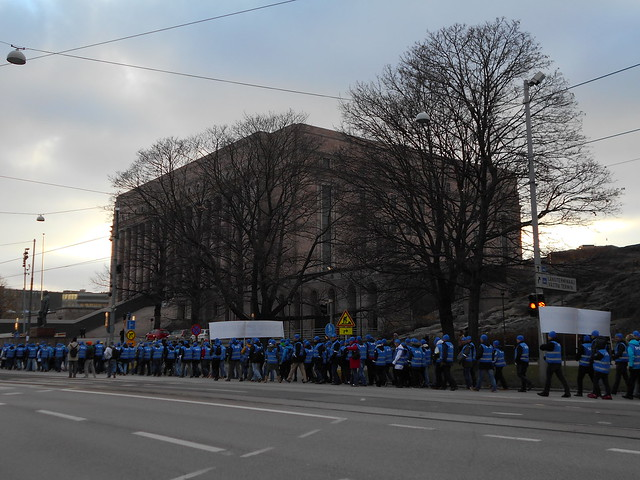 Mielenosoitus 19.11.2014 - Kuva 4