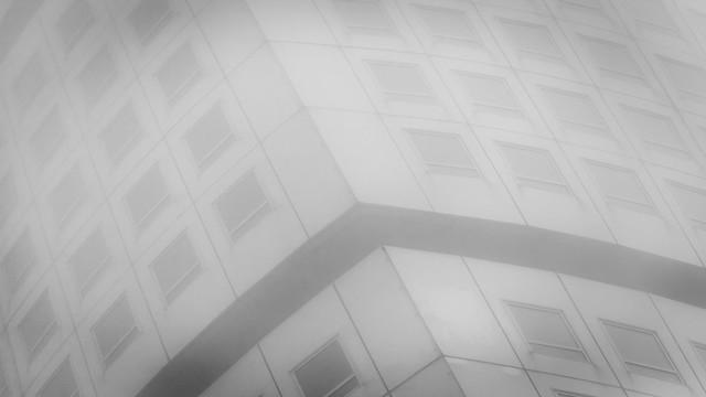 Turning Torso WIndows in Fog CC