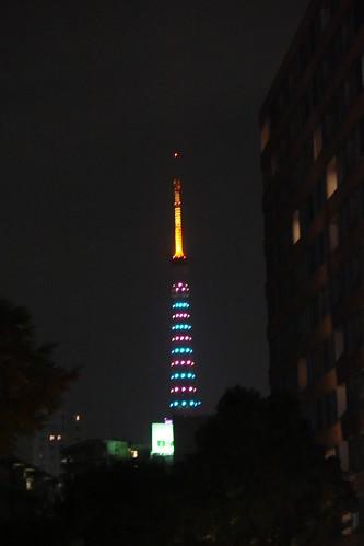 東京タワー クリスマスイルミネーション