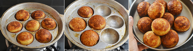 How to make neiappam - Step5