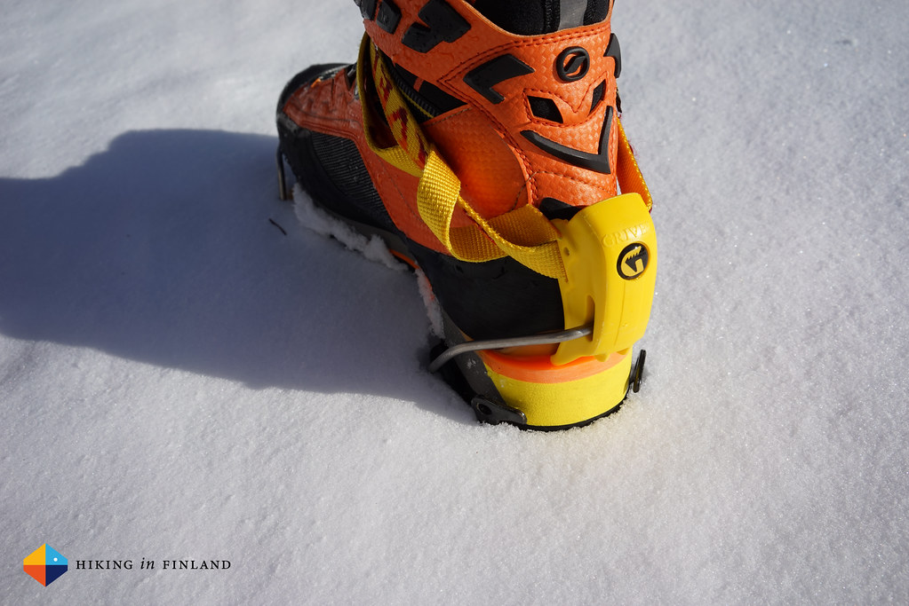 Scarpa Rebel Ultra GTX - Back