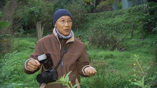 廖振洲長期關心烏來水資源。