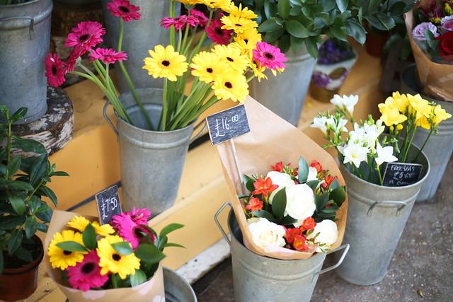 Farmers Market Florist Brighton