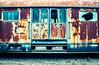 urbex -Die Züge