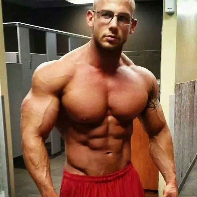 Big Pecs  Ripped Abs Motivation Join My Muscle Army Httpwwwaddictedtomusclescom -6793