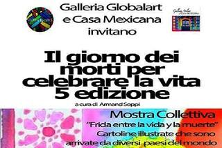 Noicattaro. Mostra Globalart 1 Nov 2014 front