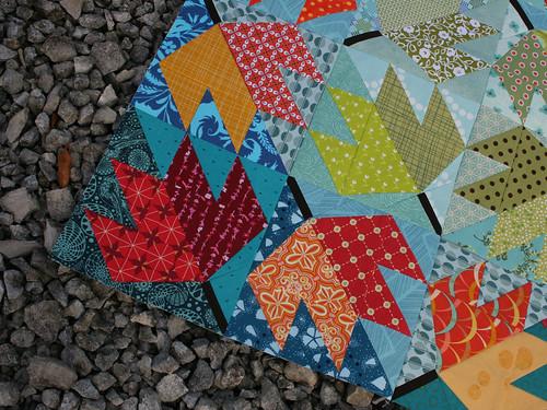 Leaf Quilt 3