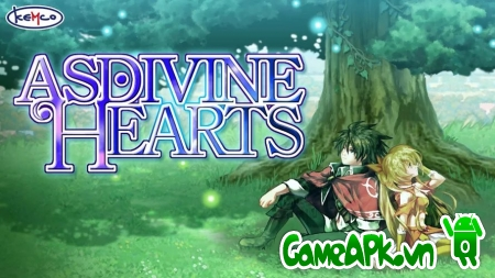 RPG Asdivine Hearts v1.1.1g crack cho Android