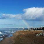 Rainbow over El Segundo