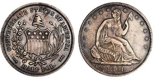 1861-CSA-Half New Orleans specimen