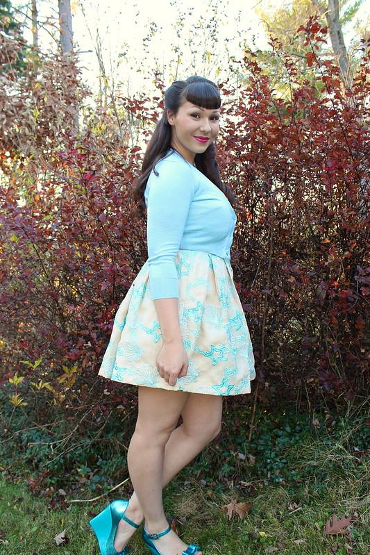 nishe dress