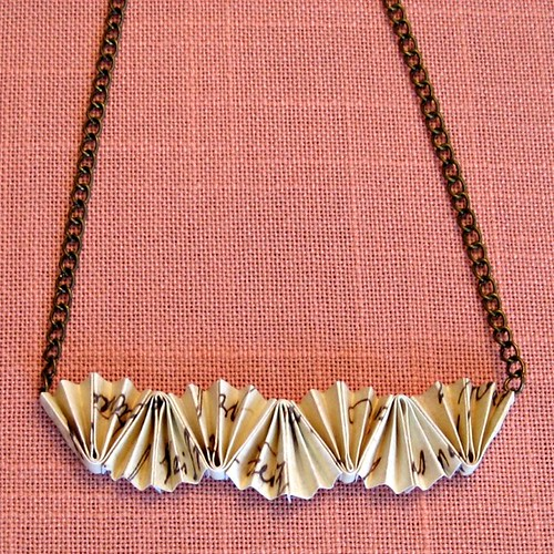 folded-paper-fan-necklace