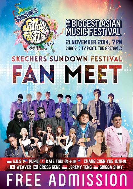 sundown festival 2014 fanmeet