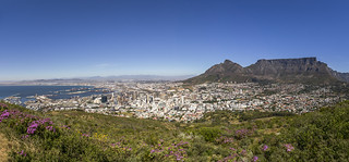Panorama from Signal Hill [RSA]