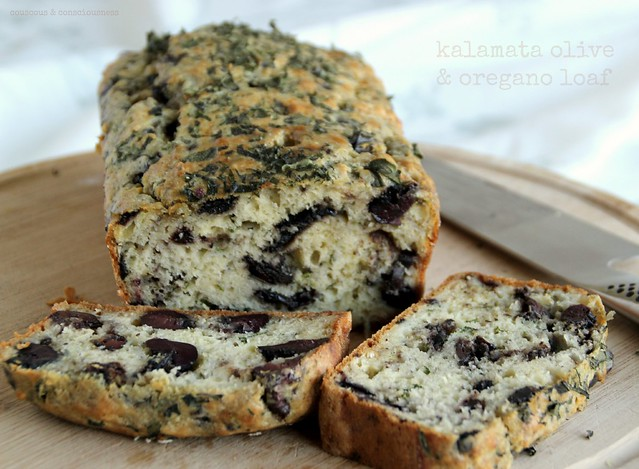 Kalamata Olive & Oregano Loaf 3