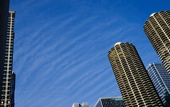 Wallenda Chicago skyscraper tightrope walk