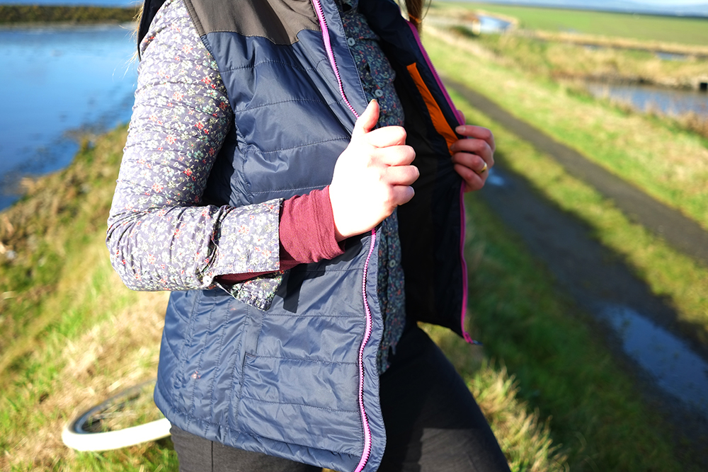 Vulpine Quilted Gilet