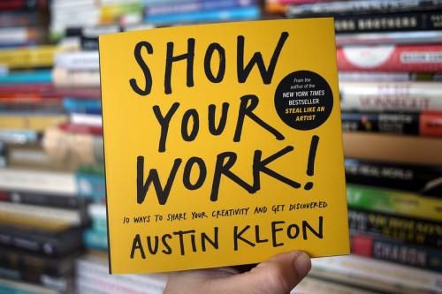 Buku Show Your Work