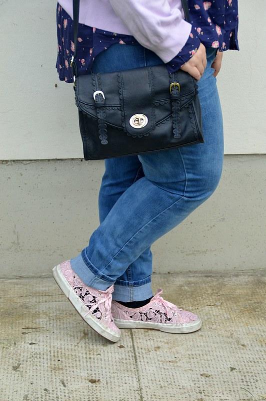 outfit plus size blu e rosa 6