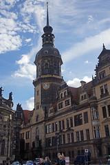 2014-10-16 10-20 Dresden 201 Residenzschloss, Hausmannsturm