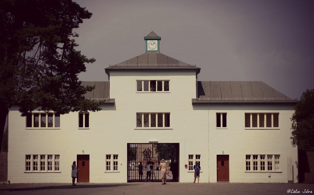 Alemania - Lugar Conmemorativo y Museo de Sachsenhausen  (3)