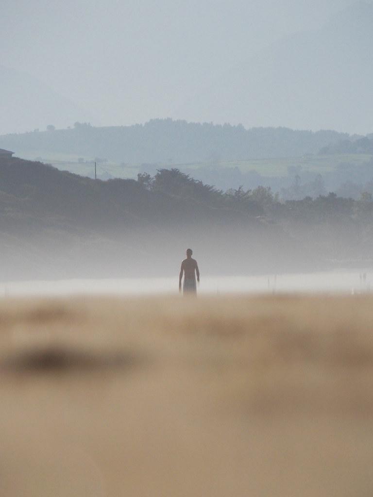 Un paseante